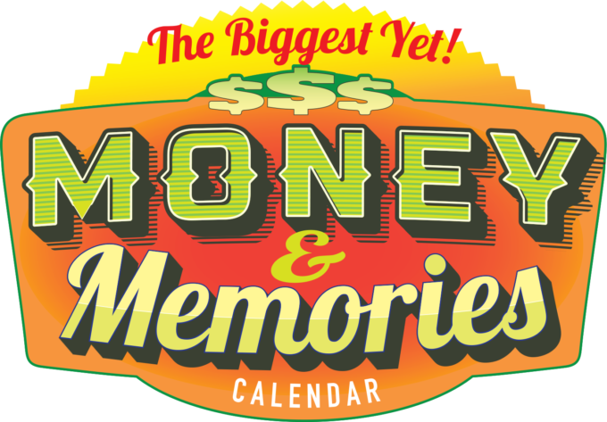 Money & Memories Calendar