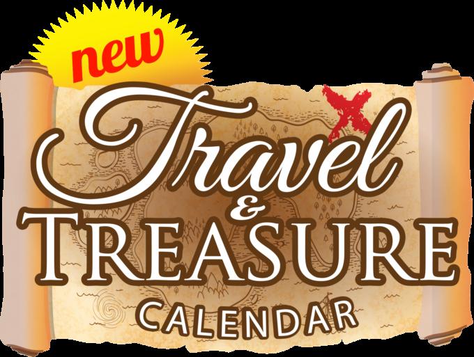 Travel & Tresaure Calendar